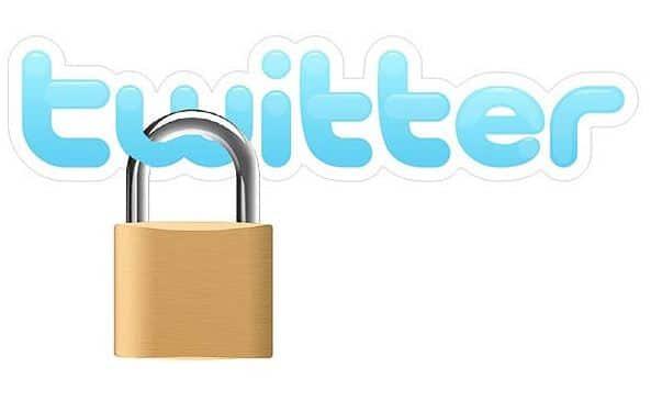 medidas de seguridad en twitter