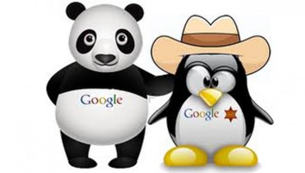 Algoritmos del buscador de google