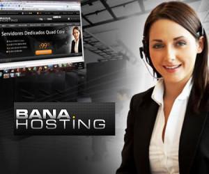 banahosting hospedaje web